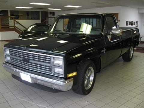 1984 Chevrolet C/K 10 Series for sale in Reedsburg, WI
