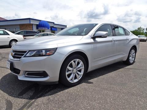 2017 Chevrolet Impala for sale in Reedsburg, WI