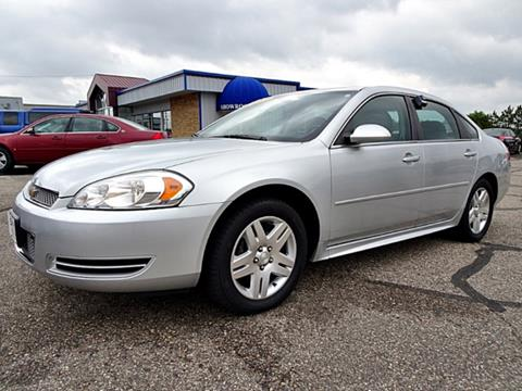 2013 Chevrolet Impala for sale in Reedsburg, WI
