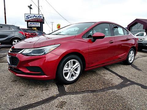 2017 Chevrolet Cruze for sale in Reedsburg, WI