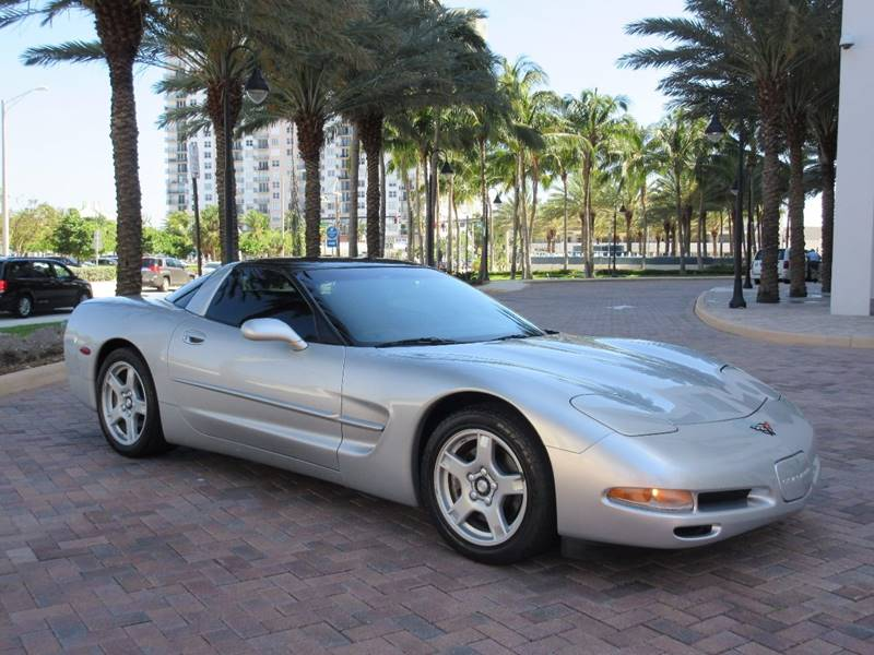 1999 Chevrolet Corvette for sale at FIRST FLORIDA MOTOR SPORTS in Pompano Beach FL