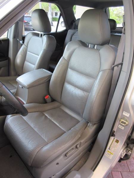 2005 Acura MDX for sale at FIRST FLORIDA MOTOR SPORTS in Pompano Beach FL