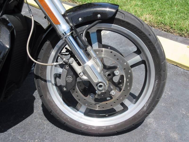 2015 Harley-Davidson V-Rod for sale at FIRST FLORIDA MOTOR SPORTS in Pompano Beach FL