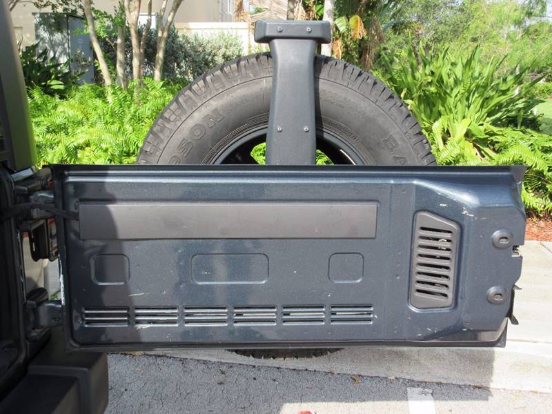 2008 Jeep Wrangler for sale at FIRST FLORIDA MOTOR SPORTS in Pompano Beach FL