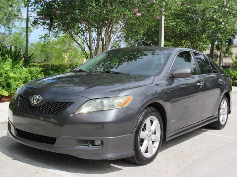 2008 toyota camry se v6 in pompano beach fl first florida motor sports. Black Bedroom Furniture Sets. Home Design Ideas