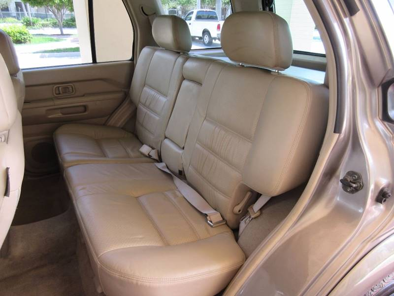 2002 Nissan Pathfinder for sale at FIRST FLORIDA MOTOR SPORTS in Pompano Beach FL
