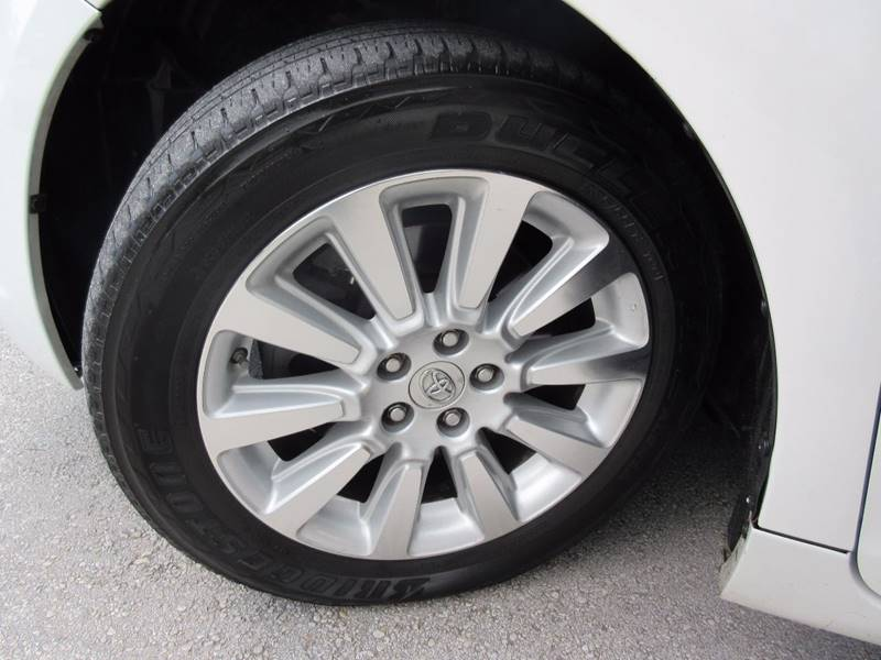 2011 Toyota Sienna for sale at FIRST FLORIDA MOTOR SPORTS in Pompano Beach FL