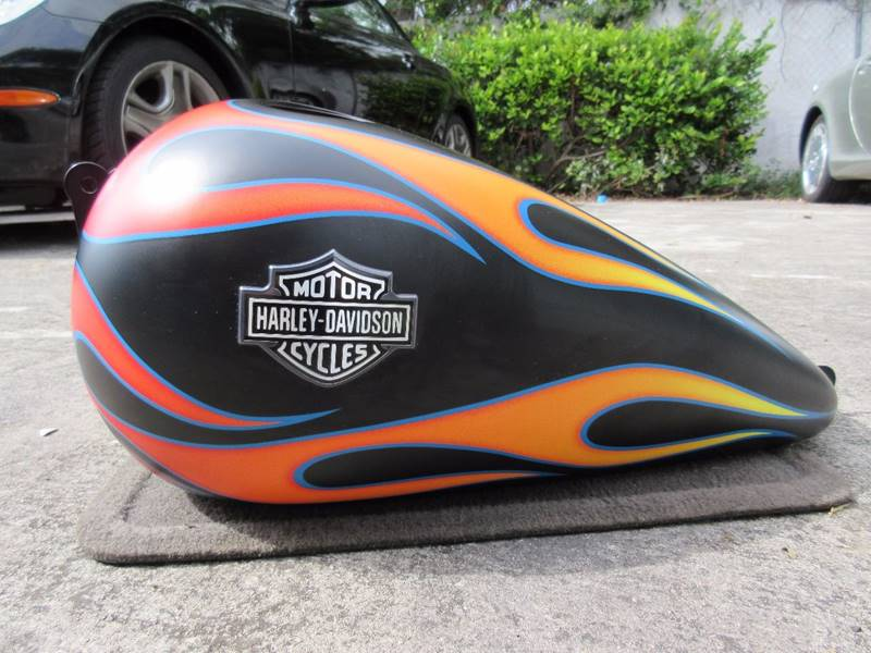 2015 Harley-Davidson DYNA WIDE GLIDE for sale at FIRST FLORIDA MOTOR SPORTS in Pompano Beach FL