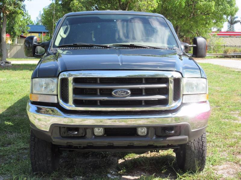 2004 Ford F-350 Super Duty for sale at FIRST FLORIDA MOTOR SPORTS in Pompano Beach FL