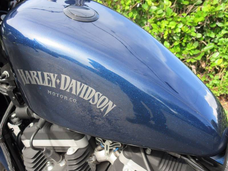 2012 Harley-Davidson 883 for sale at FIRST FLORIDA MOTOR SPORTS in Pompano Beach FL