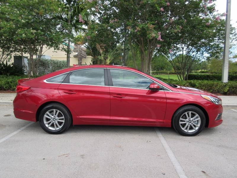 2017 Hyundai Sonata for sale at FIRST FLORIDA MOTOR SPORTS in Pompano Beach FL
