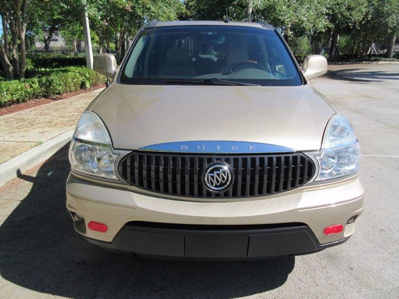 2006 Buick Rendezvous for sale at FIRST FLORIDA MOTOR SPORTS in Pompano Beach FL