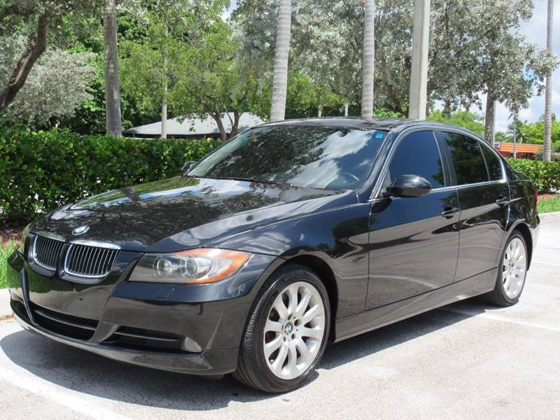 2006 BMW 3 Series for sale at FIRST FLORIDA MOTOR SPORTS in Pompano Beach FL