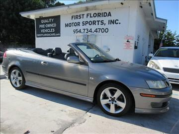 2006 Saab 9-3 for sale in Pompano Beach, FL