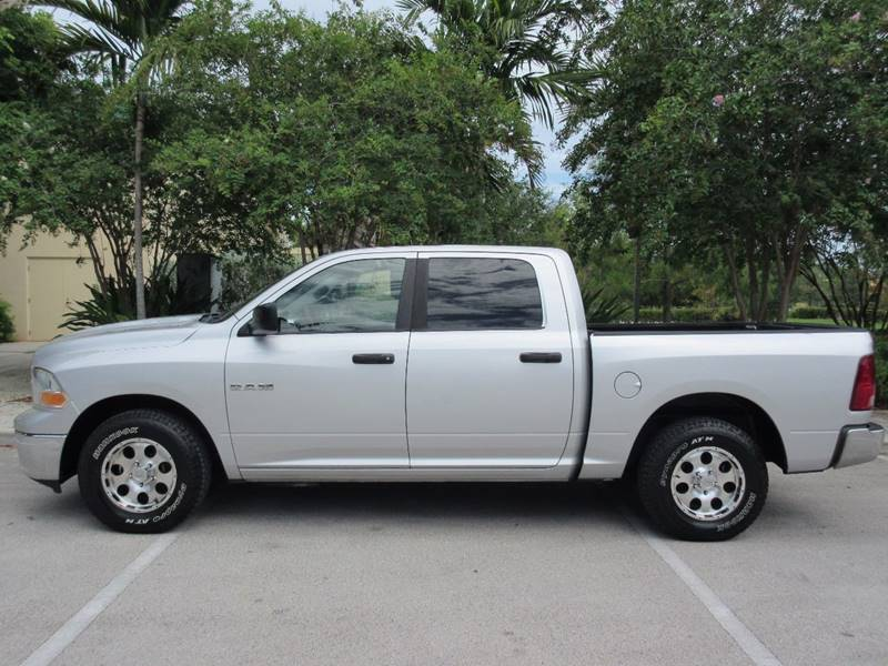 2009 Dodge Ram Pickup 1500 for sale at FIRST FLORIDA MOTOR SPORTS in Pompano Beach FL