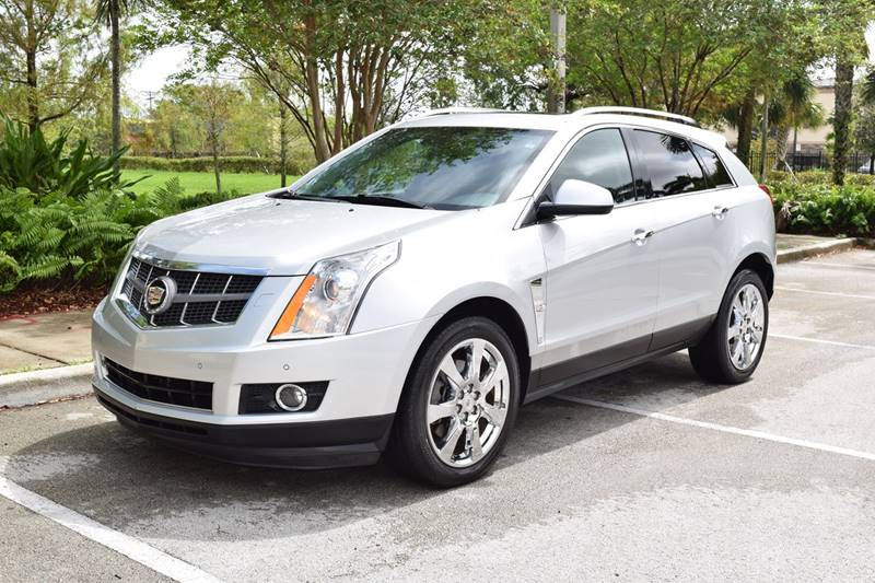 2010 Cadillac SRX Performance Collection In Pompano Beach FL - FIRST
