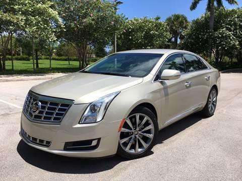 2015 Cadillac XTS for sale in Pompano Beach, FL