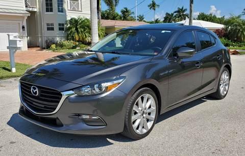 2017 Mazda MAZDA3 for sale at FIRST FLORIDA MOTOR SPORTS in Pompano Beach FL