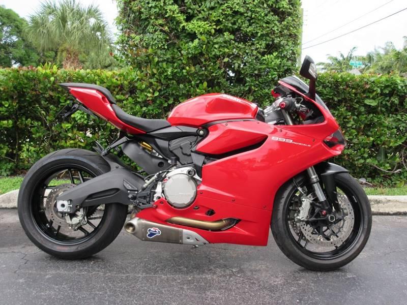 2015 Ducati 899 Panigale In Pompano Beach FL - FIRST FLORIDA MOTOR