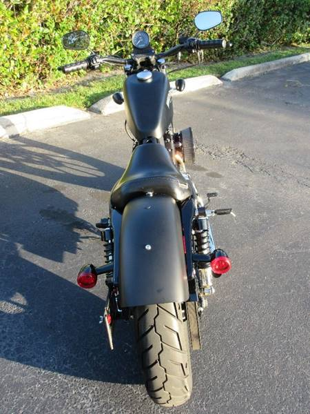 2012 Harley-Davidson SPORTSTER 883 IRON for sale at FIRST FLORIDA MOTOR SPORTS in Pompano Beach FL