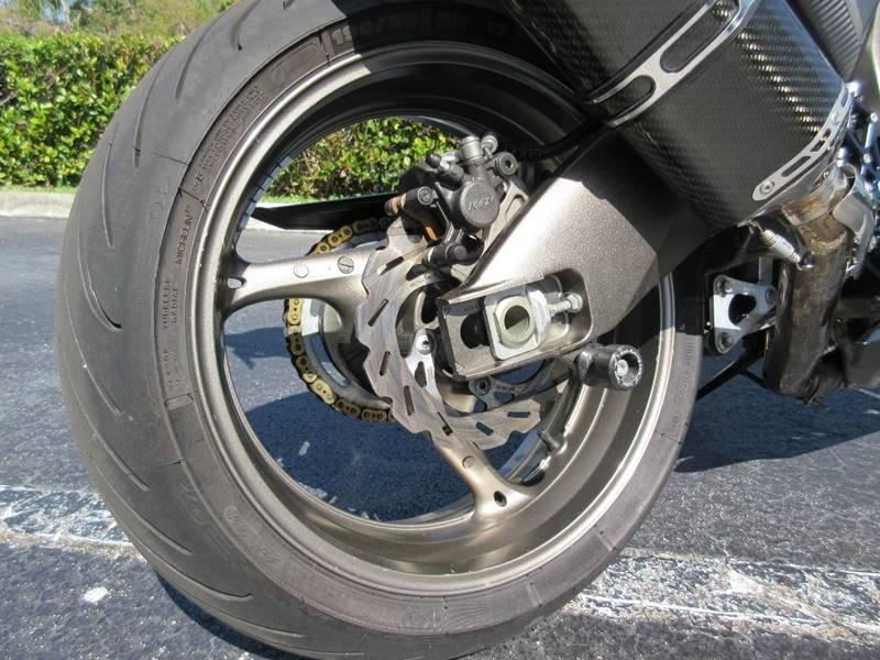 2009 Suzuki GSX-R1000 for sale at FIRST FLORIDA MOTOR SPORTS in Pompano Beach FL