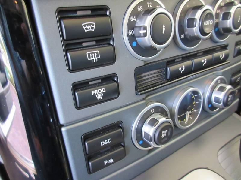 2008 Land Rover Range Rover for sale at FIRST FLORIDA MOTOR SPORTS in Pompano Beach FL