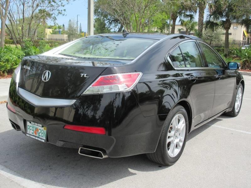 2010 Acura TL for sale at FIRST FLORIDA MOTOR SPORTS in Pompano Beach FL