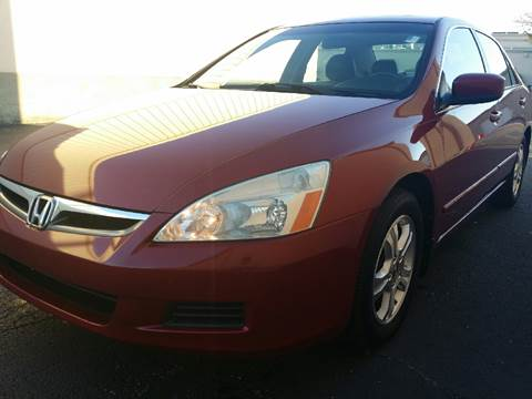 2007 Honda Accord for sale in Louisville, KY