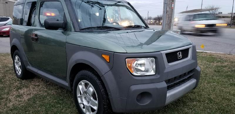 2005 Honda Element for sale at Derby City Automotive in Louisville KY