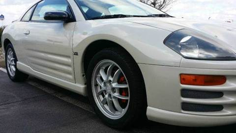 2002 Mitsubishi Eclipse for sale at Derby City Automotive in Louisville KY