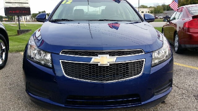2012 Chevrolet Cruze for sale at Derby City Automotive in Louisville KY