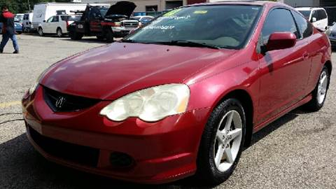 2002 Acura RSX for sale at Derby City Automotive in Louisville KY