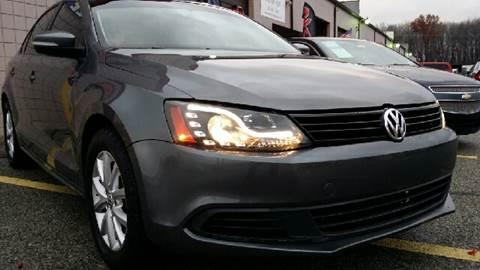 2011 Volkswagen Jetta for sale at Derby City Automotive in Louisville KY