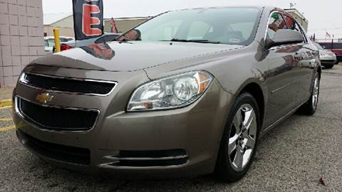 2010 Chevrolet Malibu for sale at Derby City Automotive in Louisville KY
