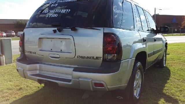 2004 Chevrolet TrailBlazer LS 4WD 4dr SUV - Louisville KY