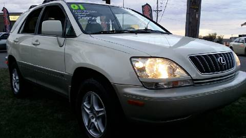 2001 Lexus RX 300 for sale at Derby City Automotive in Louisville KY