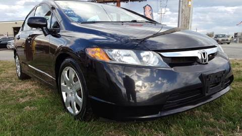 2008 Honda Civic for sale at Derby City Automotive in Louisville KY