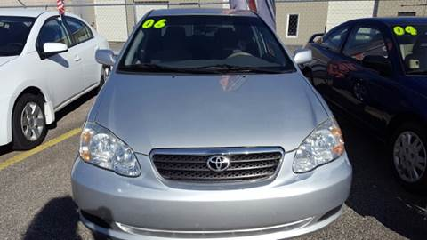 2006 Toyota Corolla for sale at Derby City Automotive in Louisville KY