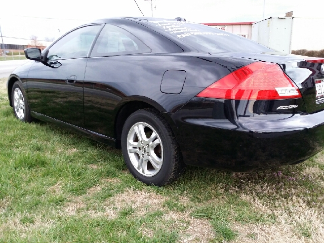 2006 Honda Accord EX 2dr Coupe 5A w/Leather - Louisville KY