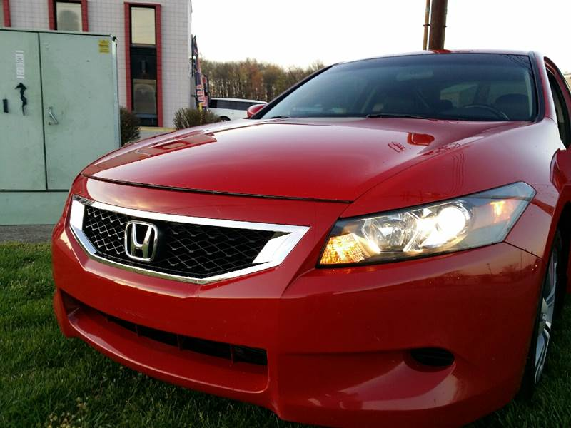 2009 Honda Accord EX-L 2dr Coupe 5A - Louisville KY