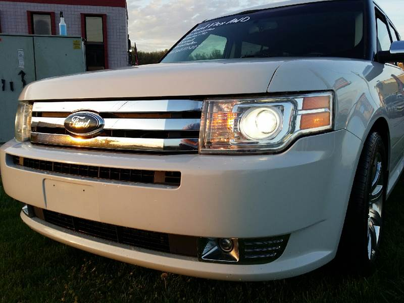 2009 Ford Flex AWD Limited Crossover 4dr - Louisville KY