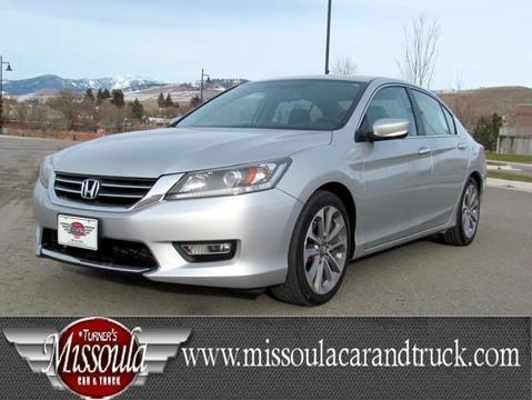 2013 Honda Accord for sale in Missoula, MT