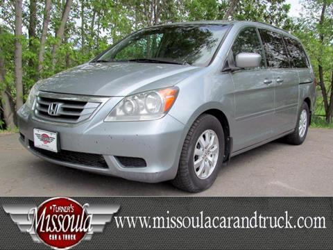 2008 Honda Odyssey for sale in Missoula, MT