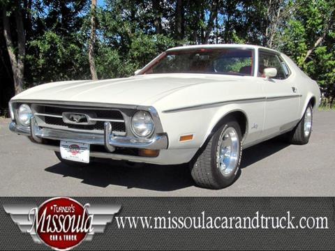 1972 Ford Mustang for sale in Missoula, MT