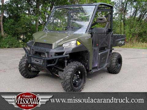 Polaris Ranger Xp 900 >> 2017 Polaris Ranger Xp 900 For Sale In Missoula Mt