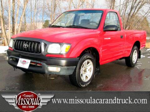2002 Toyota Tacoma for sale in Missoula, MT