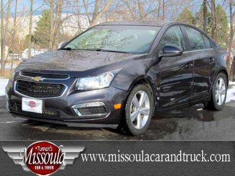 2015 Chevrolet Cruze for sale in Missoula, MT