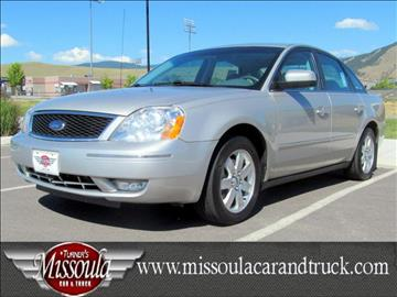 2006 Ford Five Hundred for sale in Missoula, MT
