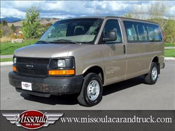 2005 chevrolet express passenger for sale. Black Bedroom Furniture Sets. Home Design Ideas