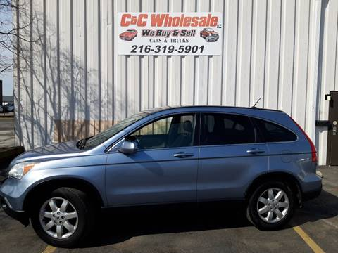 2008 Honda CR-V for sale in Cleveland, OH